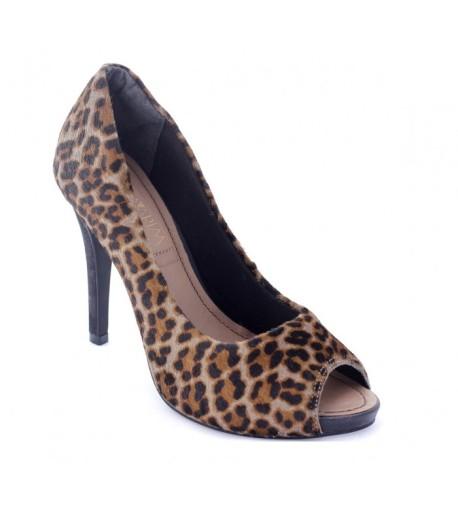 Sapato Peep Toe Ramarim